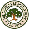 Forest Park Golf Course - Red Bud Logo