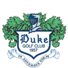 Duke University Golf Club Logo