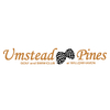 Umstead Pines Golf &amp; Swim Club at Willowhaven Logo