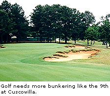 The Golf Club at Cuscowilla in Georgia