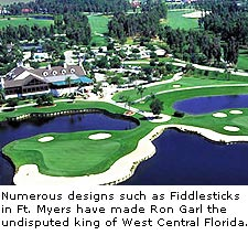 Ron Garl: Fiddlesticks