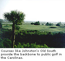 Clyde Johnston: Old South