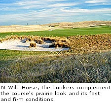 Wild Horse Golf Club