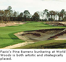 Pine Barrens at World Woods in Florida