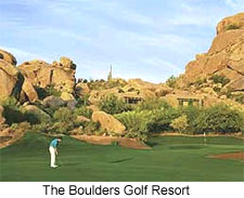 The Boulder Golf Resort