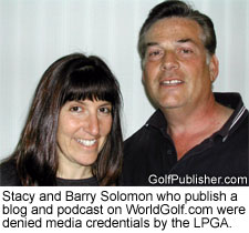 Stacy and Barry Solomon - WG Blogger