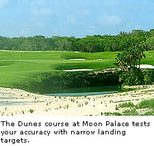 Dunes Course At Moon Palace