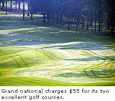Grand National Golf Course