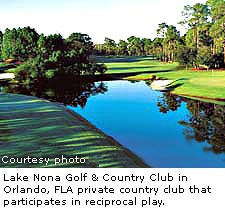 Lake Nona Golf Club