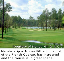 Money Hill Country Club