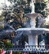 Savannah Downtown Fountain