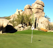 Boulders South Course - Hole 1
