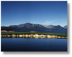 las vegas golf course - Edgewood Tahoe
