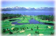 las vegas golf course - Edgewood Tahoe