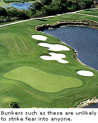 Indian River Club's Bunker