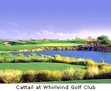 Cattail at Whirldwind Golf Club