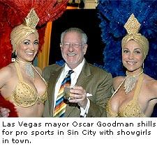 Oscar Goodman Shills