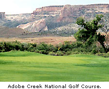 Adobe Creek National Golf Club