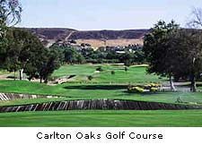 Carlton Oaks Golf Course