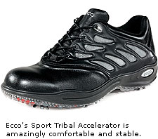 Ecco Golf Sport Tribal Accelerator
