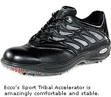 Ecco Golf Sport Tribal Accelerator