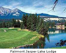 Fairmont Jasper Lake Lodge
