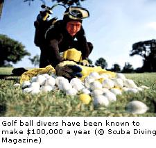 Golf Ball Divers