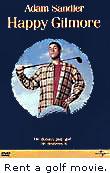 Rent a golf movie