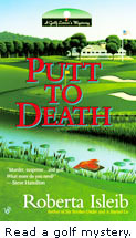 Read a good golf book