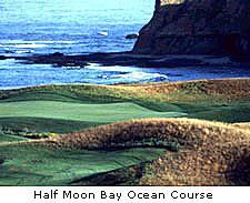 half Moon Bay Ocean Course
