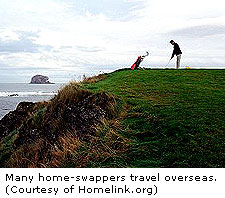 Home-swapping