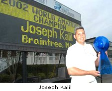 Joseph Kalil
