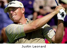 Justin Leonard