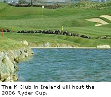 The K Club - Ireland