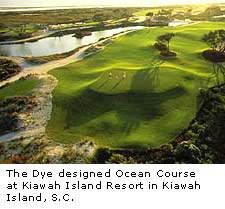 Ocean Course at Kiwah Island Resort