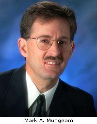Mark A. Mungeam