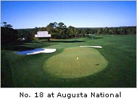 No. 18 at Augusta National