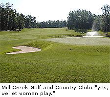 Mill Creek Golf & Country Club