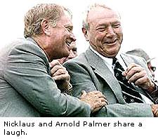 Nicklaus & Palmer