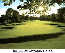 No. 11 at Olympia Fields