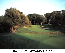 No. 12 at Olympia Fields