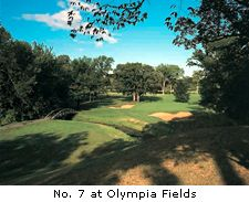 No. 7 at Olympia Fields