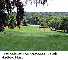 Orchards Golf
