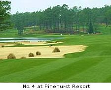No. 4 at Pinehurst Resort