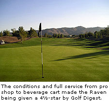 The Raven Golf Course