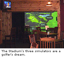 Stadium Simulators