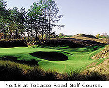 No.18 at Tobacco Road Golf Course