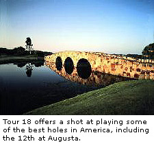 Tour 18 Golf Club