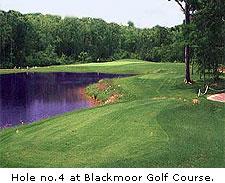 No. 4 at Blackmoor Golf Course