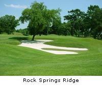 Rock Springs Ridge Golf Course
